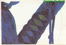 075 STICKER VIGNETTE FIGURINE CROMO KUNG FU KARATE FRANCE 1976