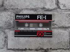PHILIPS FE*I 60 / SEALED Blank Audio Cassette Tape