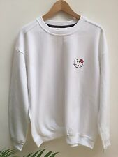 Wu tang Clang Hello Kitty  Large Sweater By Urban Cartel