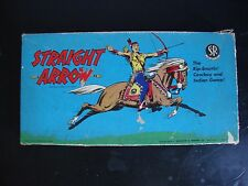 """STRAIGHT ARROW"" COLLECTION  Rip Snortin' Cowboy and Indian FUN! 1950"
