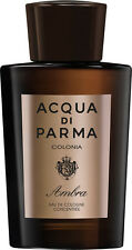 Acqua Di Parma Colonia Ambra Eau De Cologne Concentree 3.4 oz /100 ml Tester New