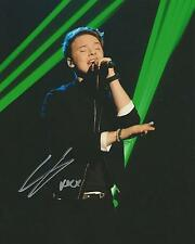 Conor Maynard *VEGAS GIRL* Signed 8x10 Photo AD6 COA GFA PROOF!