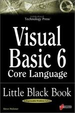 Visual Basic 6 Core Language Little Black Book: The Indispensable Guide of Day-t