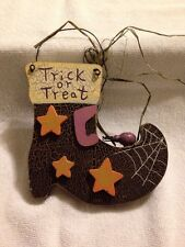 Trick Or Treat Halloween Hanging  Decoration