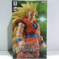 Dragon ball  SUPER figure - Banpresto Scultures BIG Part.6 ~ Son Goku SS3