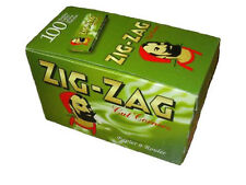 ZIG ZAG GREEN PAPERS 100 BOOKLETS SAMEDAY DISPATCH