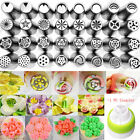 32pc Russian Tulip Flower Icing Piping Nozzles Cake Decoration Tips Baking Tools