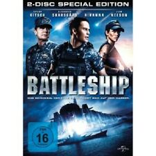 KITSCH/RIHANNA/+ - BATTLESHIP INKL.BONUSDISC 2 DVD ACTION SCIENCE FICTION NEU