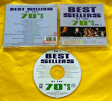 BEST SELLERS OF THE 70'S VOL. 1 - Disky Dc 866322 - 1996 - Various Artists
