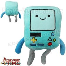 """Adventure Time Beemo BMO 19cm / 7.6"""" Soft Plush Stuffed Doll Toy Size S"""