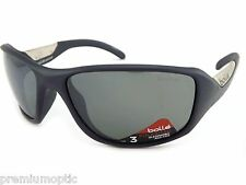 Bolle POLARIZED Sunglasses SMART Matte Dark Blue / TNS Grey Oleo RF 11644