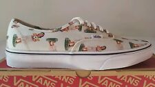 VANS AUTHENTIC DIGI HULA BIANCO PANNA N.46 MITICHE SNEKERS NEW COLOR OKKSPORT