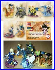 SET 6 Figure Diorami DRAGONBALL Z IMAGINATION PART 3 Gashapon BANDAI Figures