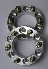 2 PCs of Aluminium Wheel Spacers - PCD:6-139.7 CB:108 thick:38mm screw:M12X1.5