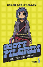 Scott Pilgrim vs the Universe (Paperback, 2010) 9780007351473