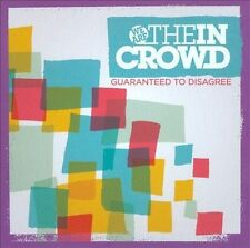 We Are The In Crowd : Guaranteed To Disagree CD (2010)