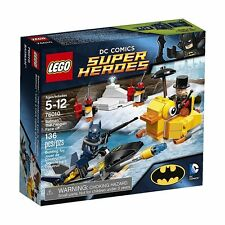 LEGO, DC Superheroes, Batman: The Penguin Face Off 76010 - LegoOriginals