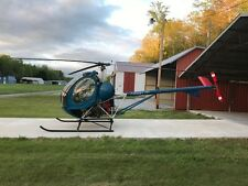 1964 HUGHES 269A HELICOPTER   NO RESERVE!!!