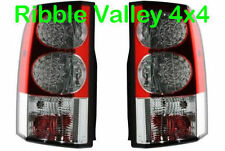 LAND ROVER DISCOVERY 3 & 4 PAIR REAR UPGRADE LED TAIL LIGHTS LR036165 LR036163
