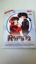 "DVD ""RANMA 1/2 SEGUNDA 2 TEMPORADA"" 4 DVD DIGIPACK CAP 19 AL 39 22 CAPITULOS"
