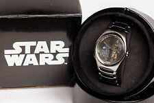 Star Wars Droids R2D2 & C-3PO Limited Edition Fossil Watch (LI2509) NEW, MINT