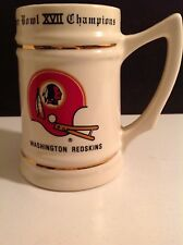 SALE! Washington Redskins XVII Superbowl Mug