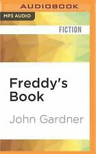 Freddy's Book by John E. Gardner (2016, MP3 CD, Unabridged)