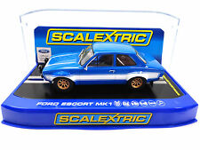 Scalextric Fast & Furious Ford Escort MK1 DPR W/ Lights1/32 Scale Slot Car C3592