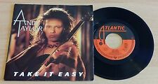 "ANDY TAYLOR - TAKE IT EASY - 45 GIRI 7"" - GERMANY PRESS"