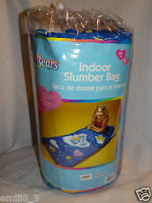 NEW WITH TAG CARE BEARS 2003 INDOOR SLUMBER BAG