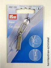 PRYM Fashion Zipper silber Reißverschluß 482132