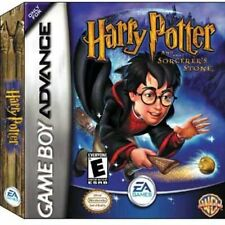 Harry Potter Sorcerer's Stone - Game Boy Advance Gba Sp
