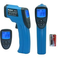 Temperature Gun Non-contact Infrared IR Thermometer Range -58F to 1382F w/ Laser