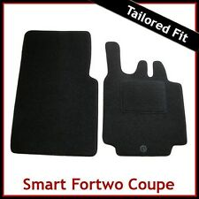 SMART FORTWO Coupe 2003 2004 2005 2006 2007 Tailored Carpet Car Mats