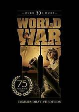 World War II: Commemorative Edition (DVD, 2014, 6-Disc Set, 75th Anniversary)