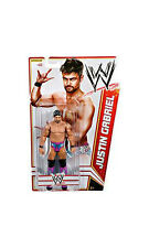 Mattel WWE Basic Series 19 Justin Gabriel (#40) Wrestling Action Figure