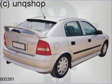 VAUXHALL / OPEL  ASTRA MK4 /G/ II (GSI / OPC ) BOOT SPOILER ONLY FOR HATCHBACK