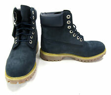 Timberland Shoes 6 Inch Premium Navy Blue Boots Size 7.5