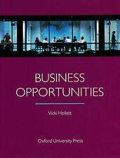 Business Opportunities: Student's Book, Vicki Hollett