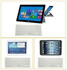 Bluetooth Wireless Keyboard For All Apple iPad 1 2 3 4 5, iPad air/Mini iMac PC