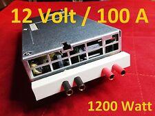 Netzteil Schaltnetzteil 12 V 100A 1200W (24V) ** MEGA ** Graupner JUNSI LED HAM
