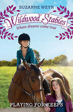 Taking the Reins (Wildwood Stables), Suzanne Weyn, Excellent Book