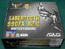AMD FX-6100 SIX CORE CPU ASUS SABERTOOTH 990FX 8GB DDR3 MEMORY RAM BAREBONES PC