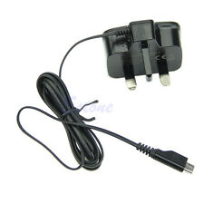 UK Plug Wall Travel Charger Adapter USB Data Cable Cord For Samsung Galaxy S5