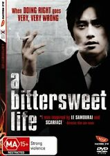 A BITTERSWEET LIFE New DVD Movie Rating MA15+ R4 Free Fast Postage