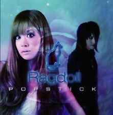 RAGDOLL POPSTICK - ACOUSTIC + DANCE MUSIC JAPAN CD WITH OBI & FREE POSTAGE