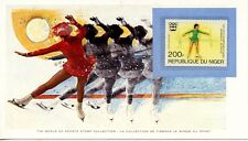 WORLD OF SPORT / MONDE DU SPORT / PATINAGE ARTISTIQUE FEMININ / NIGER
