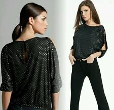 GUES by Marciano Nicolina Stud Top size S