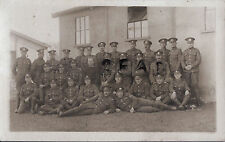 WW1 soldier group Oxford & Bucks Light Infantry Glosters Worcestershire Regiment