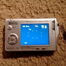 Sony Cyber-shot DSC-T7 ---- World thinnest camera! ---- Collectors item